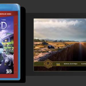 海外盤『2分の1の魔法』3D映像評価