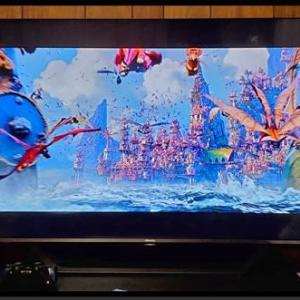 弟が『4k液晶 テレビハイセンス 50V型 50U7F』購入!