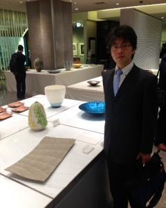 「日本伝統工芸近畿展」と「日本陶芸展」