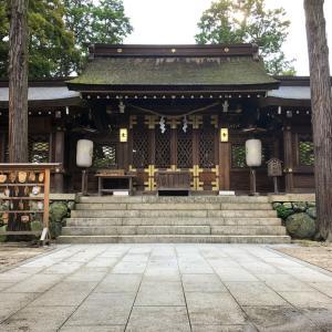 木の神 伊太祁曽神社