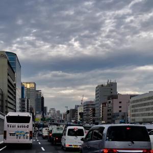 大阪市内。