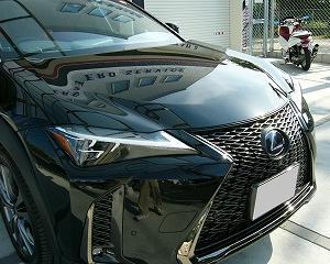 プロ コーティング ONE-ZERO 佐賀 がばいよか洗車日記 レクサス UX