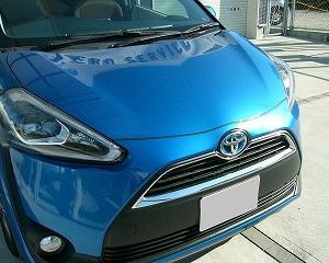 プロ コーティング ONE-ZERO 佐賀 がばいよか洗車日記 トヨタ シエンタ