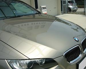 プロ コーティング ONE-ZERO 佐賀 がばいよか洗車日記 BMW 320i