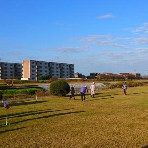 グラウンドゴルフ大会開催中❗