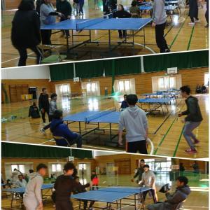 自治会対抗卓球大会