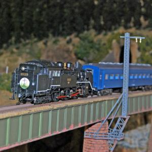こてはし鉄道運転会