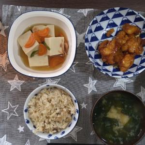 大根おろし・タンパク質・ほうれん草・白菜・きのこ簡単レシピ