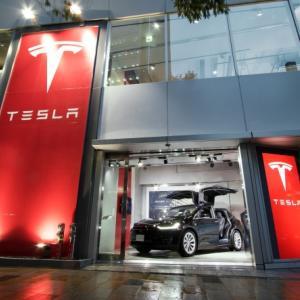 テスラはネット販売だけで車を売る