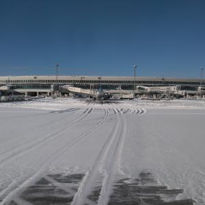 -8℃から+22℃ 気温差30℃ 沖縄に