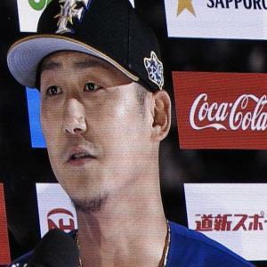 中田翔のサヨナラ満塁本塁打
