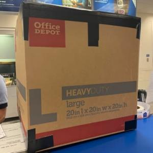 アメリカから日本へ荷物を送る(USPS)