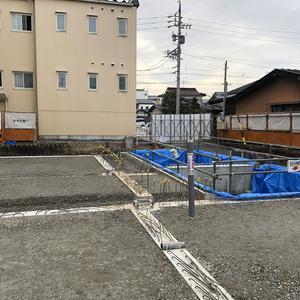 児童養護施設 おさひめチャイルドキャンプ新築工事 基礎工事