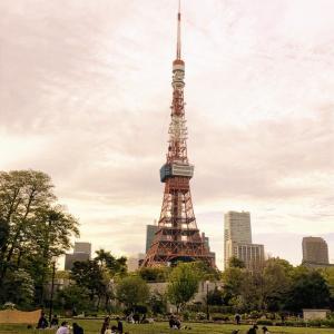 東京タワーとスイーツ☆