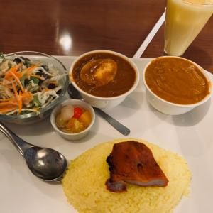 two curry set