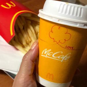 マックのコーヒー無料をドライブスルーへ