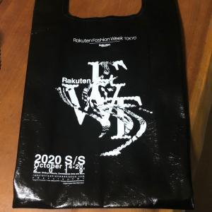 RAKUTEN FWTのオフィシャルバッグとエティハド航空