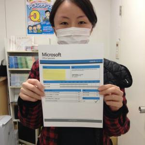 仕事で使うパソコンスキルが凝縮されているMOS資格!!