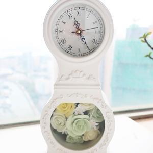クレイの花時計♡