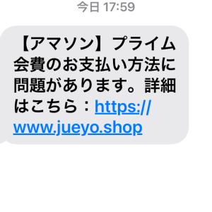 メッセージに送られた詐欺メールに引っかかった私