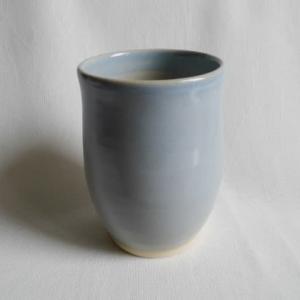 淡い水色系のフリーカップ等