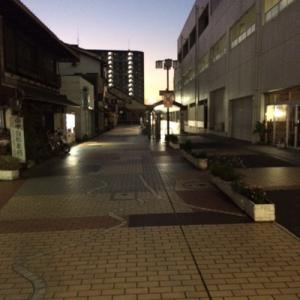 守山50商店街 オープンテラス事業本日開催です