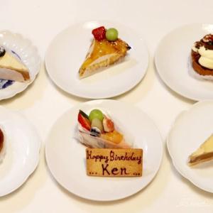 アングレーズのケーキ
