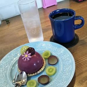 ぶどう玉@DIG coffee