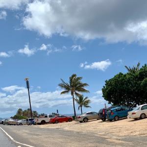元のハワイに戻ったよう