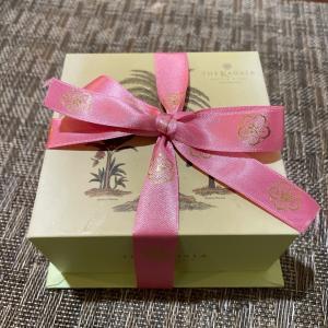 日本から逆輸入、カハラホテルのマカダミアナッツチョコ
