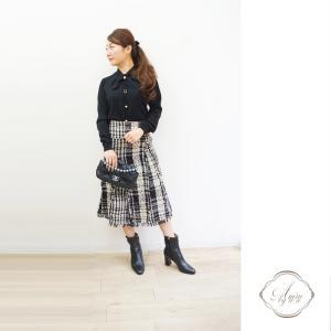 新商品♡ツイード生地がかわいいスカート のご紹介です♪