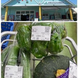 農産物直売所と美味しいもの♪