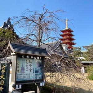 大圓寺五重塔