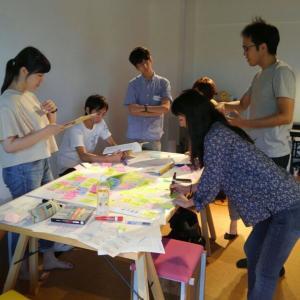 政策立案のためのトンボマップ(@大阪大学)