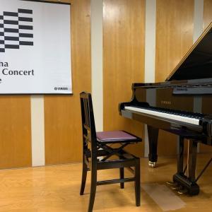 ヤマハピアノコンサートグレードと私立合格発表