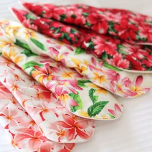 生理を楽しみつくす♡結婚しても私は私。私を大事にしようという気持ちに変わるシルク布ナプキン