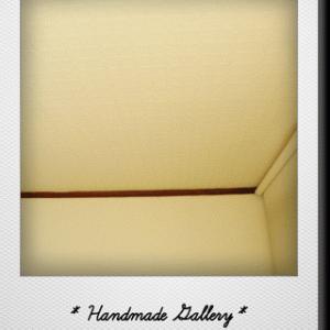 寝室の壁紙をペイントしてリフォーム♪