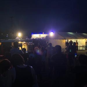 GLAY フリーライブ at 千歳アウトレットモール・レラ 2019.7.31
