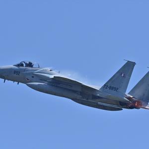 千歳基地航空祭 2019.8.4 ① F15&F2