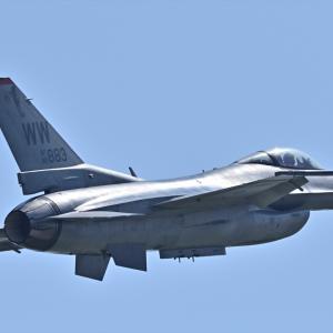 千歳基地航空祭 2019.8.4 ② F-16編