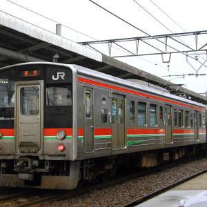 121系更新車~CFRP台車履く7200系