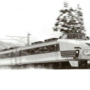 1994年冬の南今庄にて~485系「雷鳥」