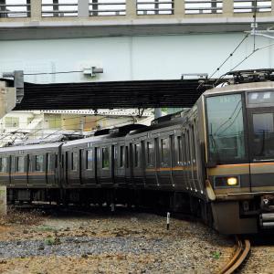 207系でも~その6.和田岬線運用を見ておく