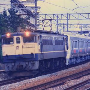 811系+583系の甲種輸送