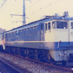 アメリカントレイン~神戸駅にて