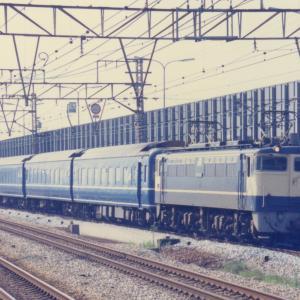 1989年夏の塚本駅にて