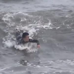 サーフィン初心者が流されないための【沖に向かう流れ】の予防と対処法