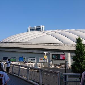 6月1日 巨人×西武 @東京ドーム