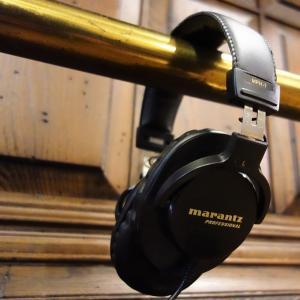 マランツの密閉型モニターヘッドホン MPH-1購入!!! やはりオーバーヘッドは全然音が違った!!!