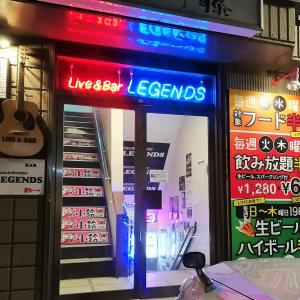 明日7月24日19時30分~ AcroさんLEGENDS札幌ミュージックライブチャンネルで生配信ライブ!!! ぜひ見てあげてください!!!